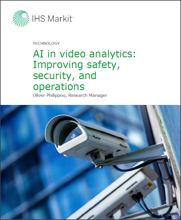 IHS Report Cover AI in Video Analytics-1